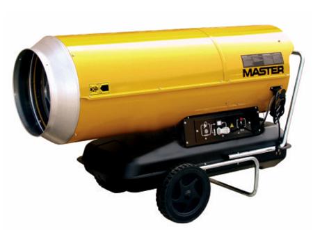 Calentador aire a gasoleo master b-230