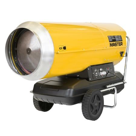 Calentador aire a gasoleo master b-360