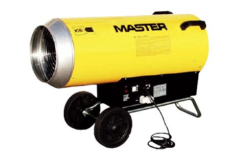 Calentador aire a gas butano o gas propano master blp-103 e