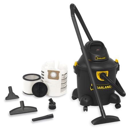 Aspirador de agua y polvo trabajos intensivos Garland clean 330 e-v16