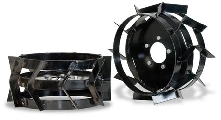 Ruedas para motoazadas metalicas garland 7109000011