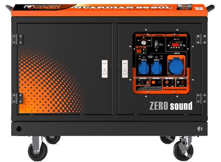 Generador automático de gasolina S6 SOL Genergy