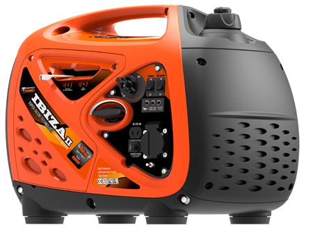 Generador inverter modelo Ibiza II hasta 1000 W de consumo