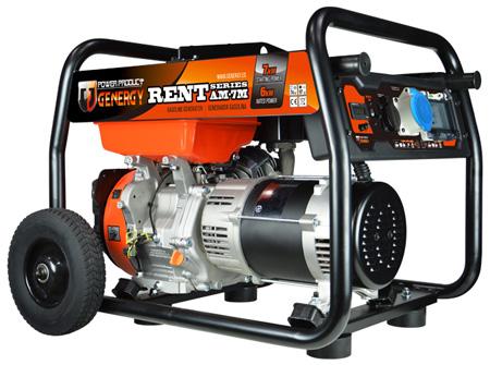 Generador ligero profesional Rent Am7m