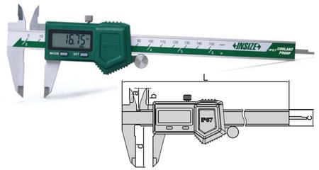 Calibre digital insize 1118 desde 150 hasta 300 mm