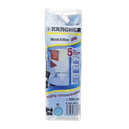 detergente automoviles para hidrolimpiadora karcher