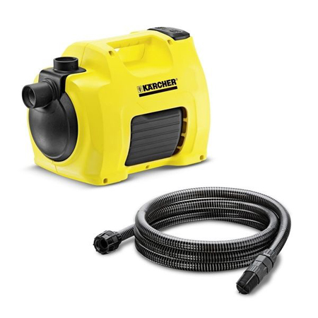 Bomba de riego karcher BP 4 Garden Kit
