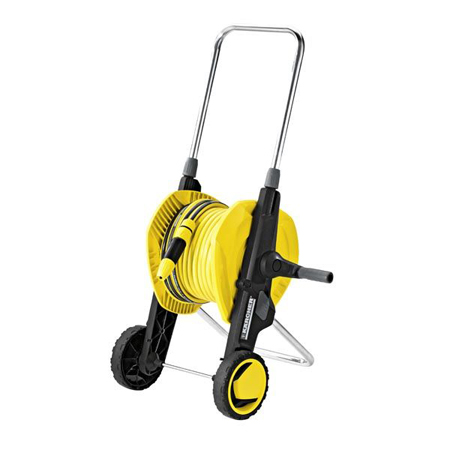 kit portamanguera karcher con asa desplegable