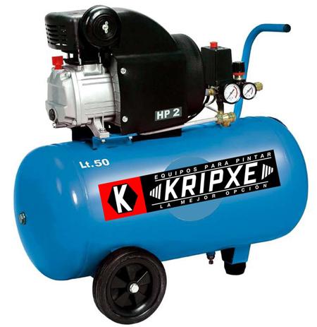Compresor Kripse para aplicaciones de pintura