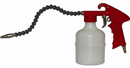 Pistola petroleadora con deposito plástico Kripxe