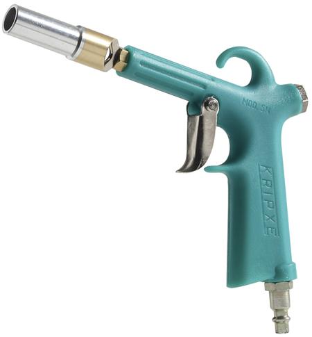 Pistola sopladora SN con boquilla multiplicadora