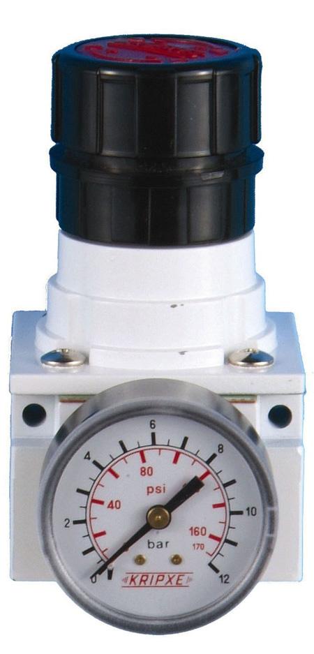 Regulador de Aire R-200 3/8 Kripxe
