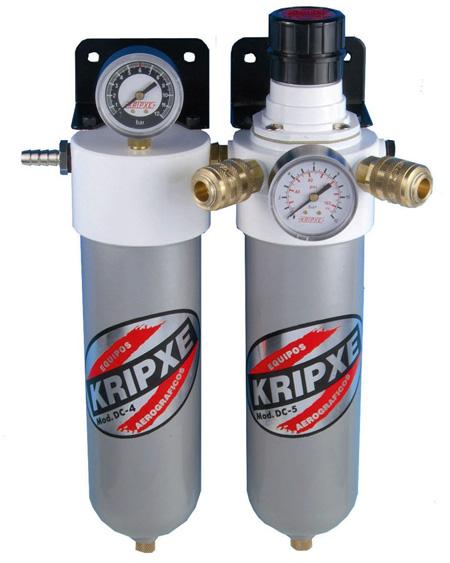 Filtro+Regulador-filtro DC-45.C.A. Kripxe