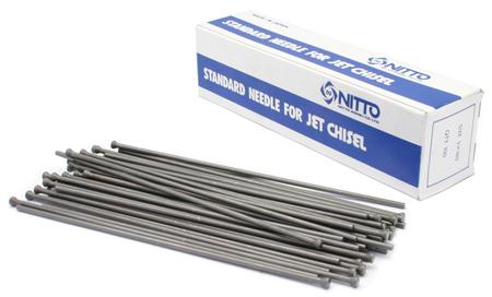 agujas de acero de repuesto para martilletes de aguja neumaticos