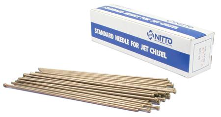 agujas de berilio antichispa de repuesto para martilletes de aguja neumaticos