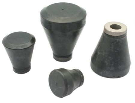 Mazas de repuesto de goma para pisones de compactar neumaticos kawasaki