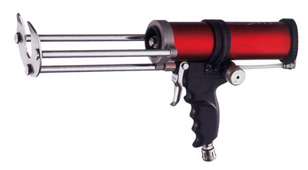 pistola para sellantes bicomponentes de larwind