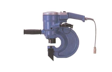Punzonadora hidraulica profesional nitto nmt-hs061322