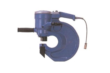 Punzonadora profesional de nitto hidraulica nmt-hs111624
