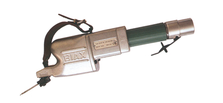 Lijadora rasqueta profesional neumatica biax dl40