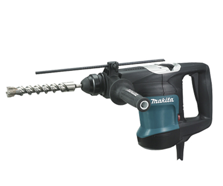 Martillo combinado makita HR3200C.