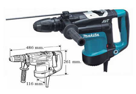 Martillo combinado makita HR4011C.