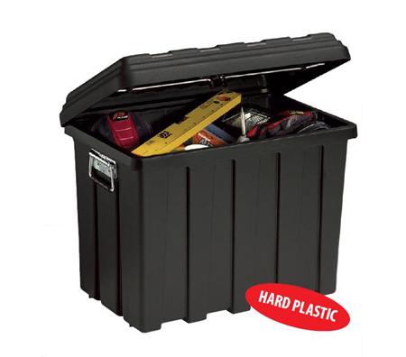 caja grande para herramientas plano