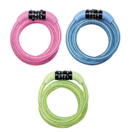 Cable antihurto para bicicletas cnm8143eurdprocol master lock
