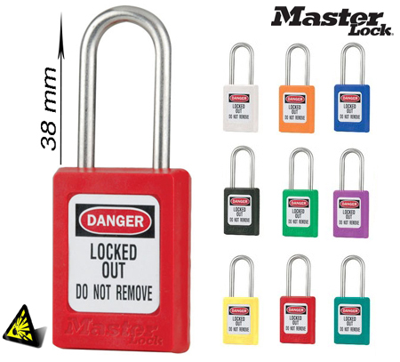 Candados de bloqueo master lock s31