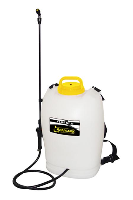 Pulverizador garland a bateria fum 350 mw