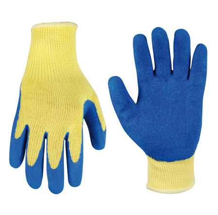 Guantes Anticorte de kevlar y latex
