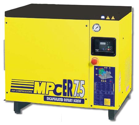Equipo comrpesor electrico rotativo mpc