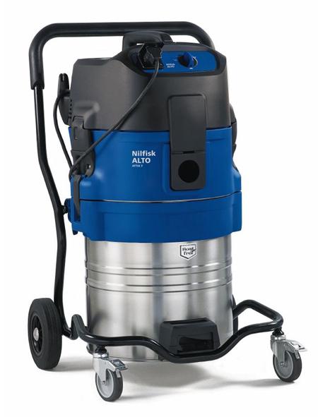 Aspirador nilfisk profesional de agua y polvo attix 791-21