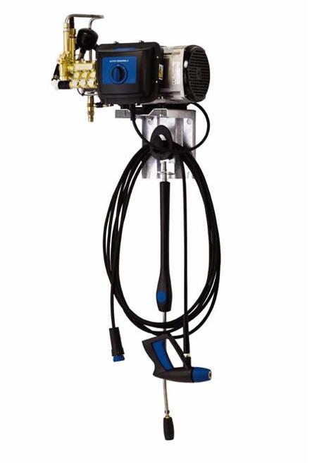Hidrolimpiadora estacionaria nilfisk alpha booster 3-41