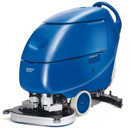 Fregadoras secadoras nilfisk scrubtec 661 full