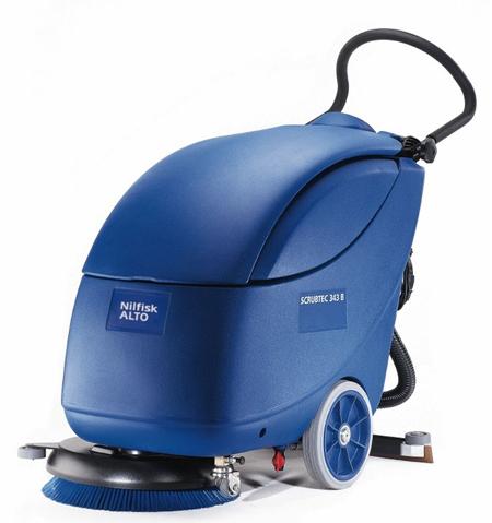 Fregadora nilfisk secadora profesional scrubtec 343 b c/carg