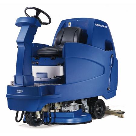 Fregadora secadora automatica scrubtec r 586 manual