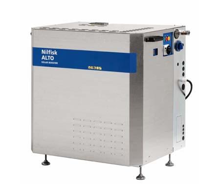 Hidrolimpiadora nilfisk estacionaria profesional solar booster 5-45 d