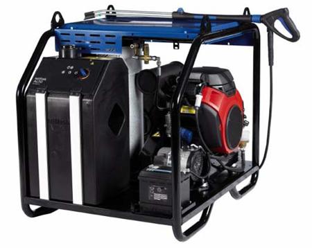 Hidrolimpiadora nilfisk agua caliente neptune 7-61 pe