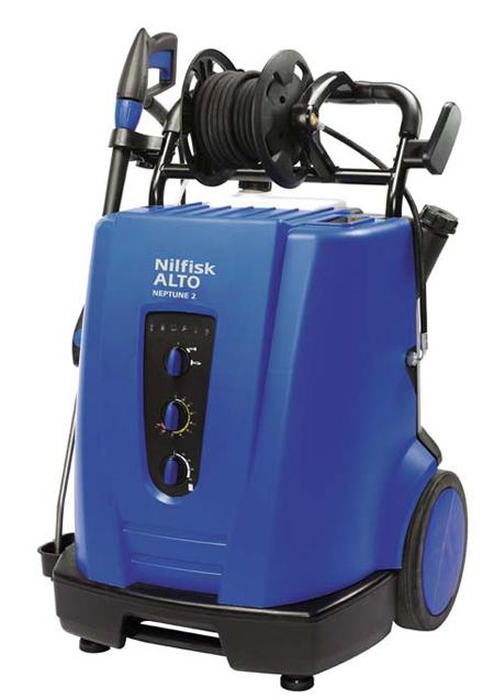 Hidrolavadora nilfisk de agua caliente neptune 2-33x