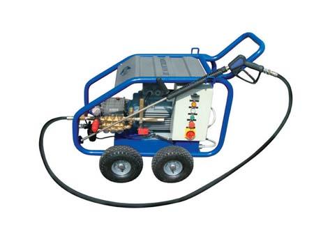 Hidrolimpiadora de nilfisk profesional agua fria merlion 250/15