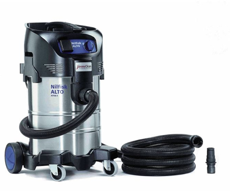 Aspiradora de nilfisk agua y polvo attix 40-21 xc