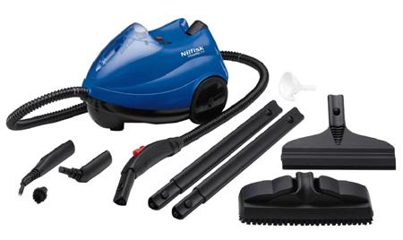 Limpiadora a vapor de nilfisk domestico steamtec 312