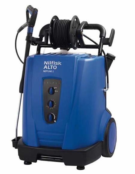 Hidrolimpiadora nilfisk de agua caliente neptune 2-30x especial