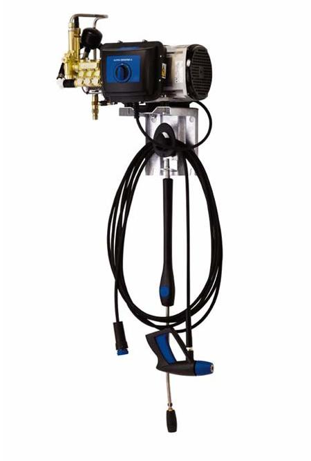 Hidrolimpiadora nilfisk estacionaria compacta alpha booster 3-26