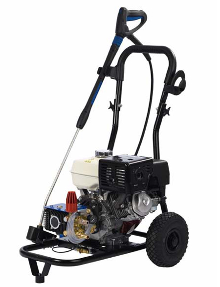 Hidrolimpiadora a gasolina nilfisk agua fria poseidon 5-53 pe