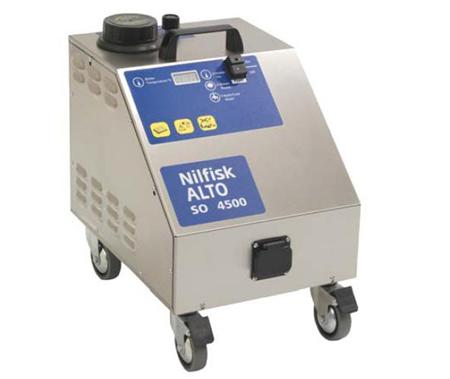 Limpiadora a vapor industrial nilfisk so 4500