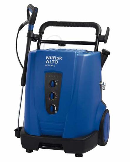 Hidrolimpiadora profesional de agua caliente nilfisk neptune 2-30 especial