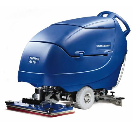 Fregadora automatica profesional scrubtec boost 8