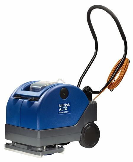 Fregadora secadora nilfisk profesionales scrubtec 233
